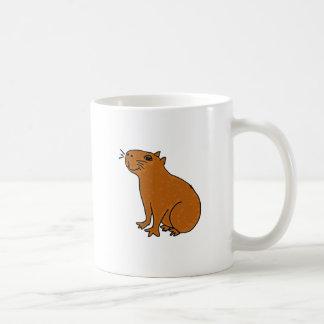 XX art de Capybara Mug