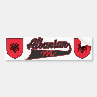 XXL albanais Autocollant Pour Voiture