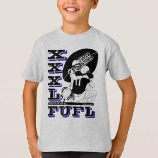 XXXL FUFL avec T bleu T-shirt