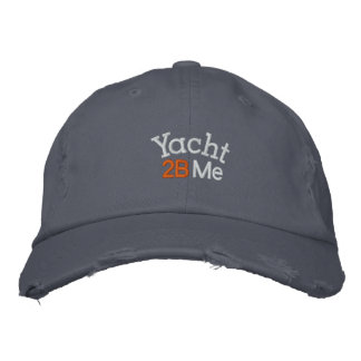 Yacht 2B Me™_Casual Casquette Brodée