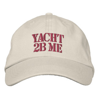 Yacht 2B Me™_headstrong Casquette Brodée