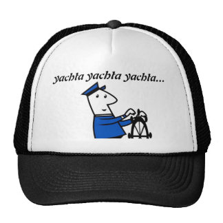 yachta de yachta de yachta… 2 casquettes de camionneur