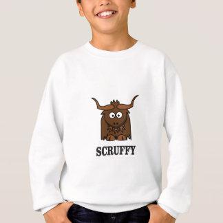 yaks délabrés sweatshirt