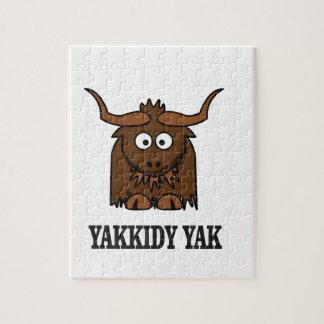 yaks yakkidy puzzle