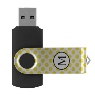 YellowPolkaDots Clé USB