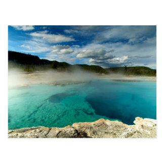 Yellowstone Carte Postale