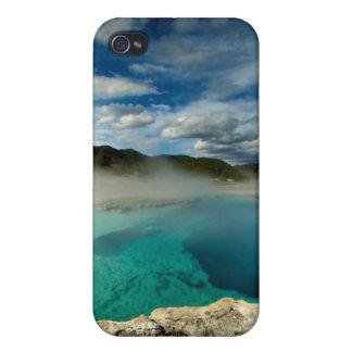Yellowstone Coque iPhone 4 Et 4S