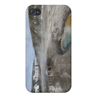 Yellowstone est célèbre pour son géothermique coque iPhone 4