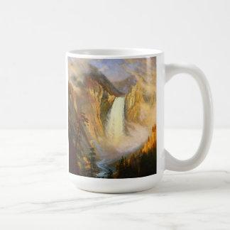 Yellowstone tombe tasse