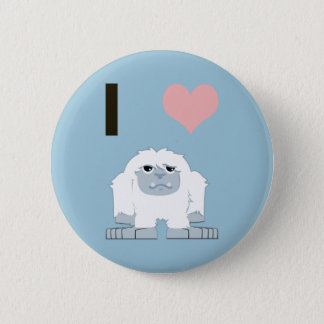 Yeti du coeur I Badges