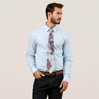Yeux bleus de Lil - la cravate des hommes