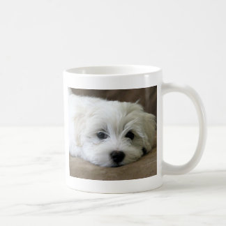 Yeux de chiot mug