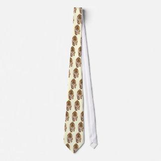 Yeux de marche de Jaguar Cravates