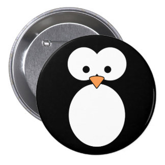 Yeux de pingouin badge