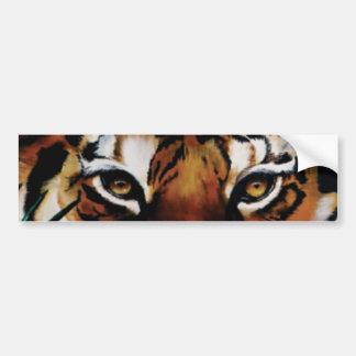 Yeux de tigre autocollant pour voiture