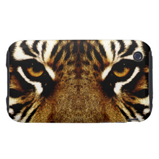 Yeux d'un tigre étui iPhone 3 tough