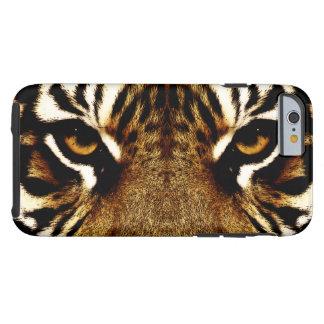 Yeux d'un tigre coque tough iPhone 6