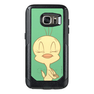 Yeux fermants de Tweety Coque OtterBox Samsung Galaxy S7