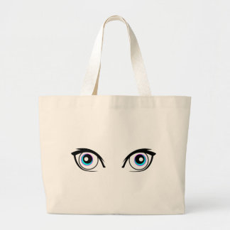 Yeux Grand Tote Bag