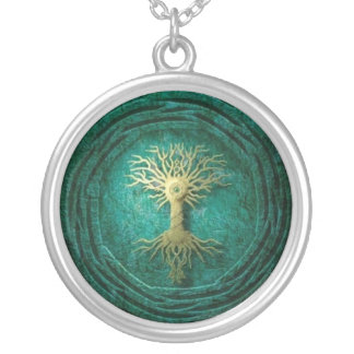 Yggdrasil /Tree de pendentif de la vie