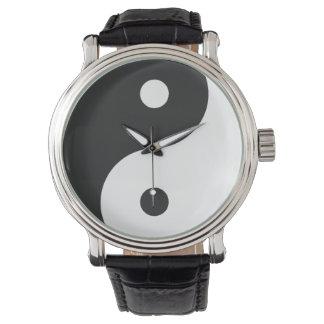 Yin Yang Montres Bracelet