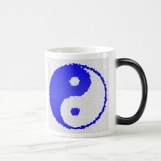 Yin Yang Morphing la tasse de café