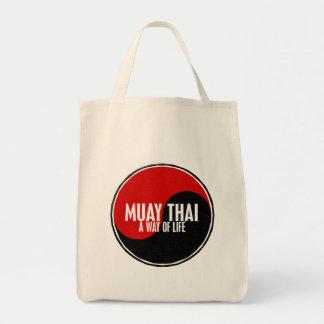 Yin Yang Muay 1 thaïlandais Sacs