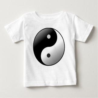 Yin Yang T-shirt Pour Bébé
