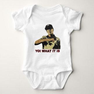Yo ! Ce qui est il. Hip hop T-shirts