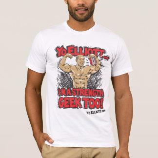Yo Elliott ! Je suis un geek de force aussi ! T-shirt