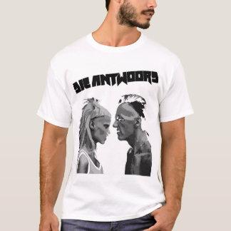 yo-landi et ninja t-shirt