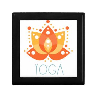 Yoga Boîte À Souvenirs