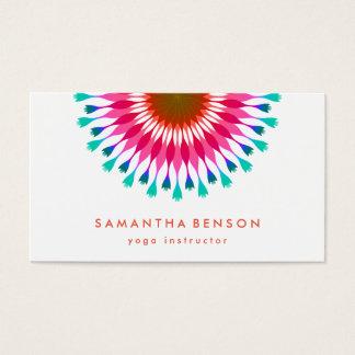 Cartes De Visite Fleurs Personnalises