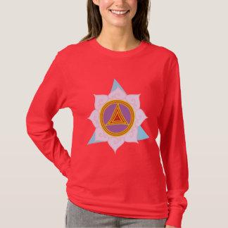 Yoga Kali Yantra de Dhanwantari T-shirt