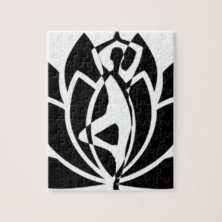 Yoga Lotus Puzzle