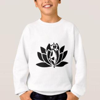 Yoga Lotus Sweatshirt