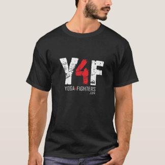 Yoga pour la chemise de combattants t-shirt