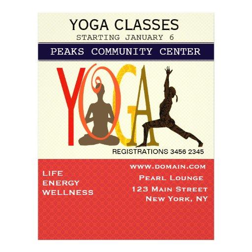 Yoga Prospectus