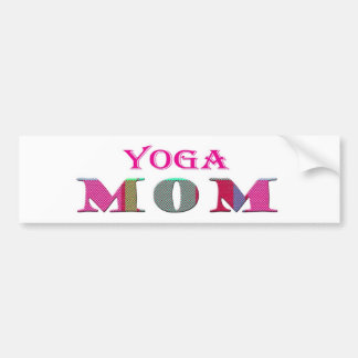 YogaMom Autocollant De Voiture