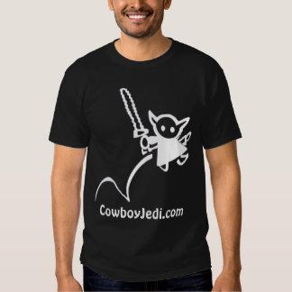 Yogi dans la pièce en t d'action t-shirt