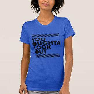 YOLO avec prudence T-shirt