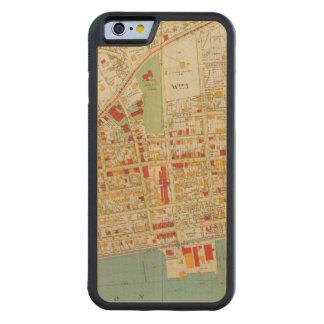 Yonkers New York Coque iPhone 6 Bumper En Érable