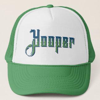 Yooper, casquette supérieur de camionneur de