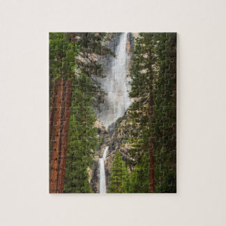 Yosemite Falls, la Californie Puzzle