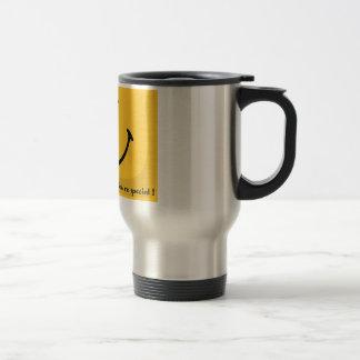 You laboure special mug de voyage en acier inoxydable