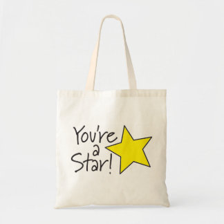 You´re un sac fourre-tout à étoile