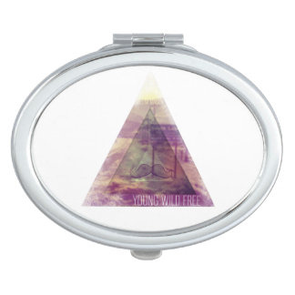 Young gibier Free Miroirs De Voyage