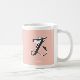 Z(èbre) Mug Blanc
