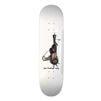 ZAAP ! Plate-forme de patron de rue ! Skateboard Customisable