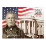 Zachary Taylor - 12ème président des États-Unis Cartes Postales